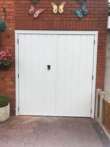 Garage Door Installation Wolverhampton After Work