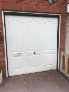 Garage Door Installation Wolverhampton Before